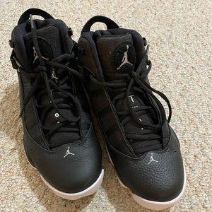 Jordan sneakers (Black color) - great condition!
